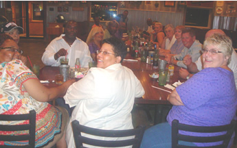2009PostInductionPartyThreeBoardMembers.jpg